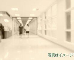 病院の廊下を歩く:肝臓がん末期闘病記